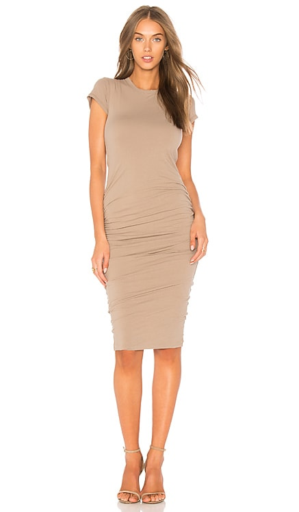 Classic Skinny Dress James Perse $216 BEST SELLER