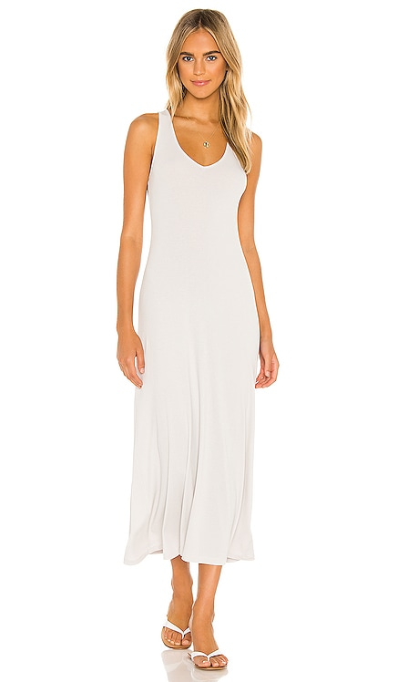 Ribbed Cami Dress James Perse $225