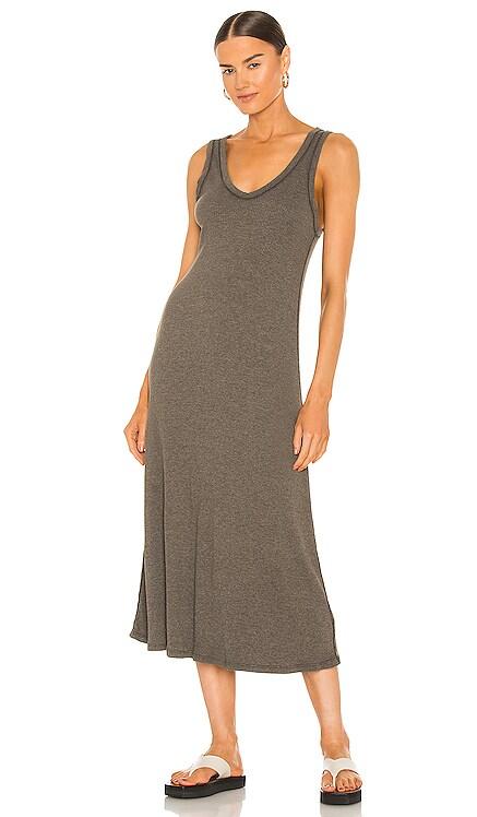 Ribbed Cami Dress James Perse $225