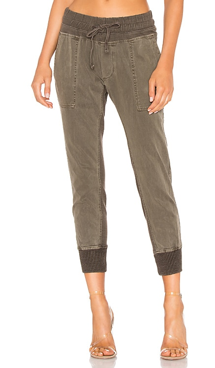 Contrast Sweatpants James Perse $245 BEST SELLER