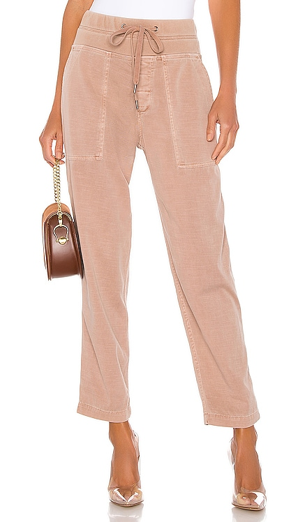 Pull On Clean Cargo Pant James Perse $265 BEST SELLER
