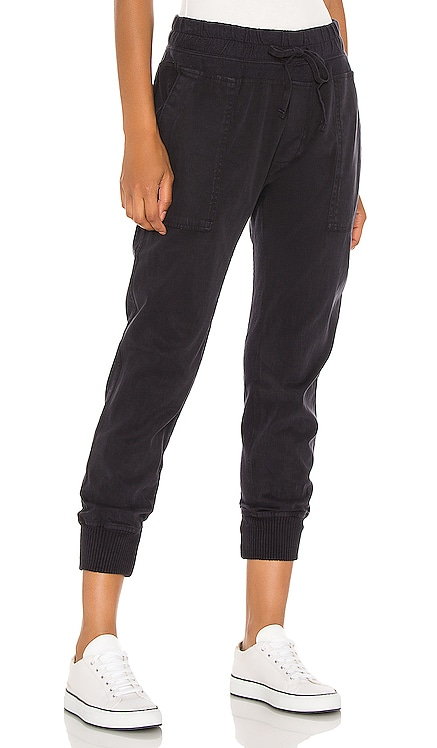 Cord Mixed Media Pant James Perse $245 BEST SELLER