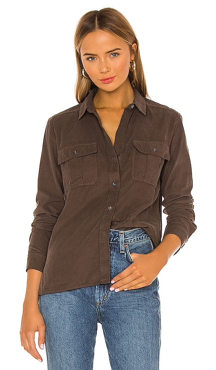 Double Pocket Shirt James Perse $195
