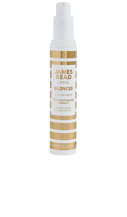 AUTOBRONCEADOR PARA LA CARA GLOW 20 James Read Tan $33
