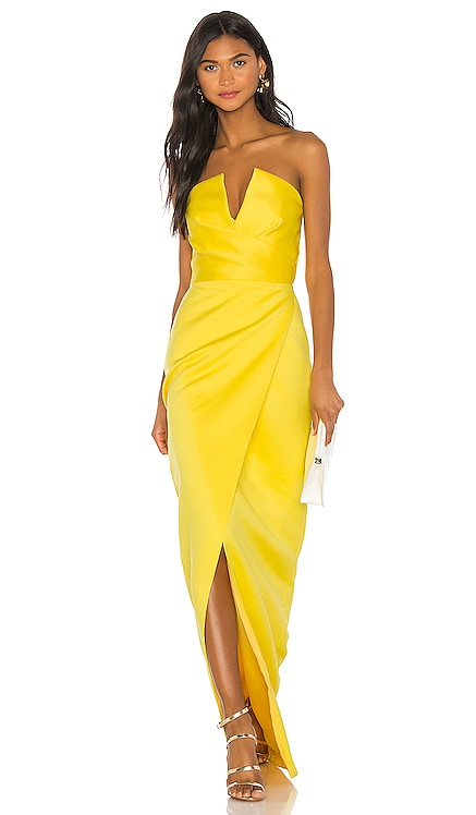 Darcy Gown Jay Godfrey $354