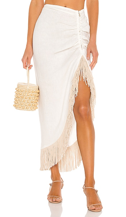 Mallorca Skirt Just BEE Queen $426 NEW