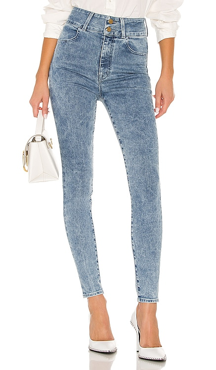 X Elsa Hosk Saturday Skinny J Brand $215