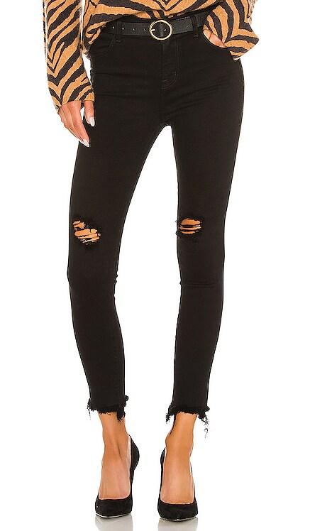 Alana High Rise Crop Skinny J Brand $129