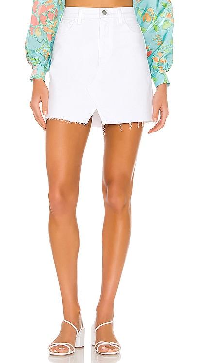 Jules High Rise Skirt J Brand $168
