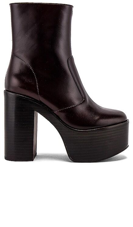Mexique Big Platform Ankle Boot Jeffrey Campbell $220