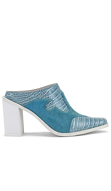Cowgirl Mule Jeffrey Campbell $160