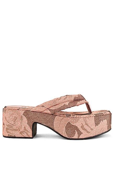 Luau Platform Sandal Jeffrey Campbell $100