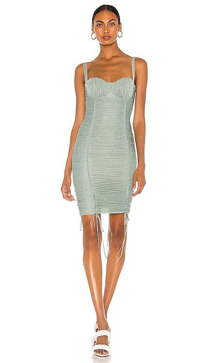 Soleil Balconette Dress JONATHAN SIMKHAI STANDARD $375