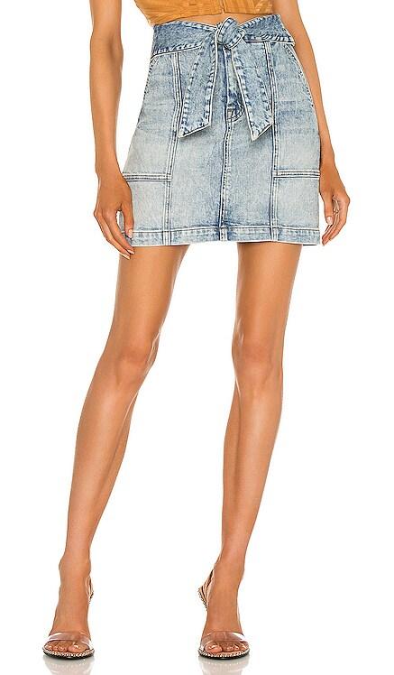 Kennie Mini Skirt JONATHAN SIMKHAI STANDARD $245