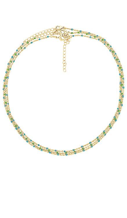 Enamel Beaded Choker Set Joy Dravecky Jewelry $128 NEW