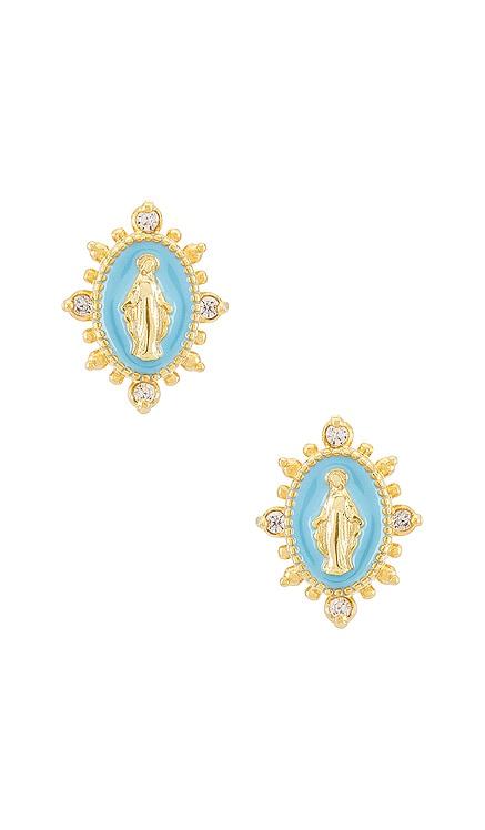 À CLOUS LADY LOURDES Joy Dravecky Jewelry $88 BEST SELLER