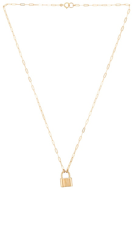 Monaco Lock Necklace Joy Dravecky Jewelry $79 BEST SELLER