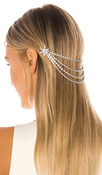 Adrienne Connected Star Comb Jennifer Behr $398 베스트 셀러