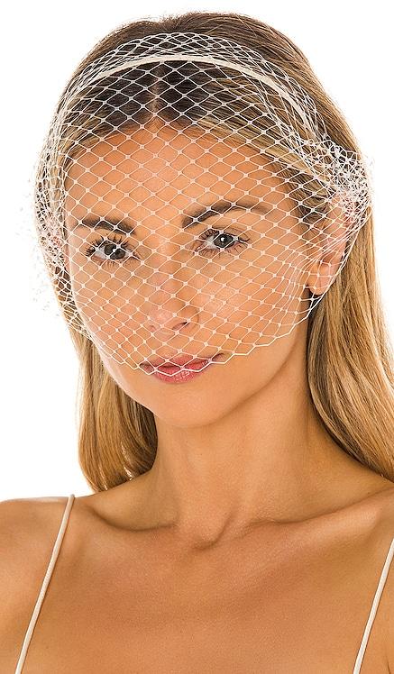 Voilette Headband Jennifer Behr $182 NEW