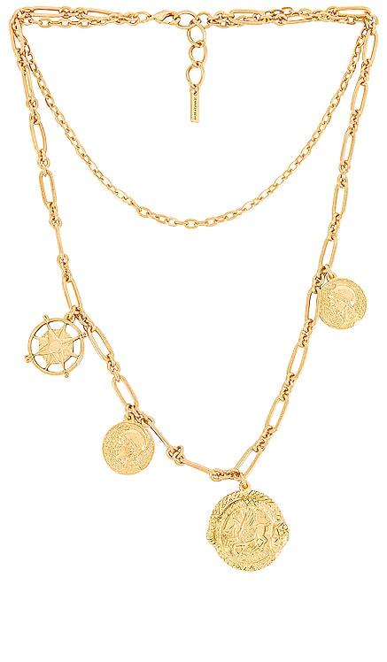Pangea Necklace Jennifer Behr $375