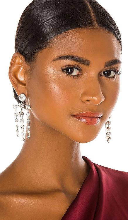Aida Chandelier Earring Jennifer Behr $154