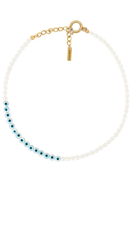 Evil Eye Necklace Jennifer Behr $165