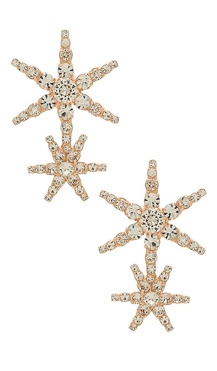 BOUCLES D'OREILLES ESTRELLA Jennifer Behr $275 BEST SELLER
