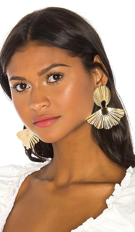 Nerissa Earrings Jennifer Behr $198