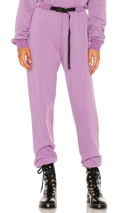Belted Vintage Fleece Sweatpants JOHN ELLIOTT $268