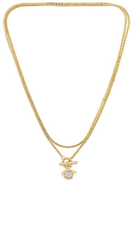Veaux Wrap Necklace Jenny Bird $110 NEW