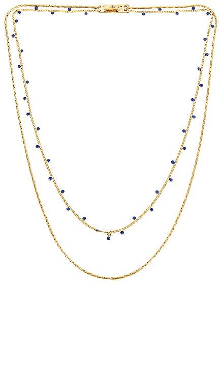 Mavi Layered Necklace Jenny Bird $105