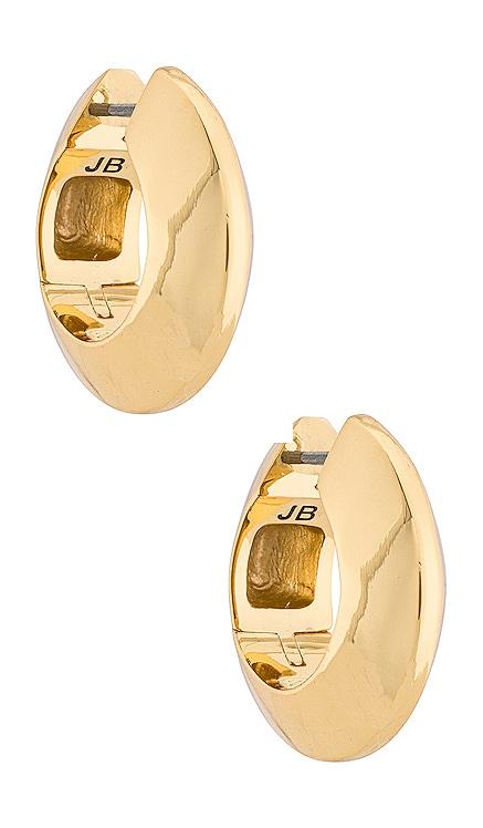 Wide Hinged Hoops Earrings Jenny Bird $95 BEST SELLER