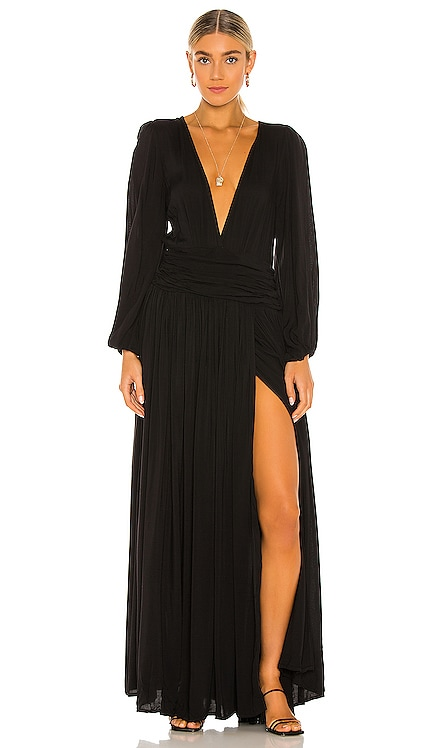 Rayon Lapis Maxi Dress Jen's Pirate Booty $172 BEST SELLER