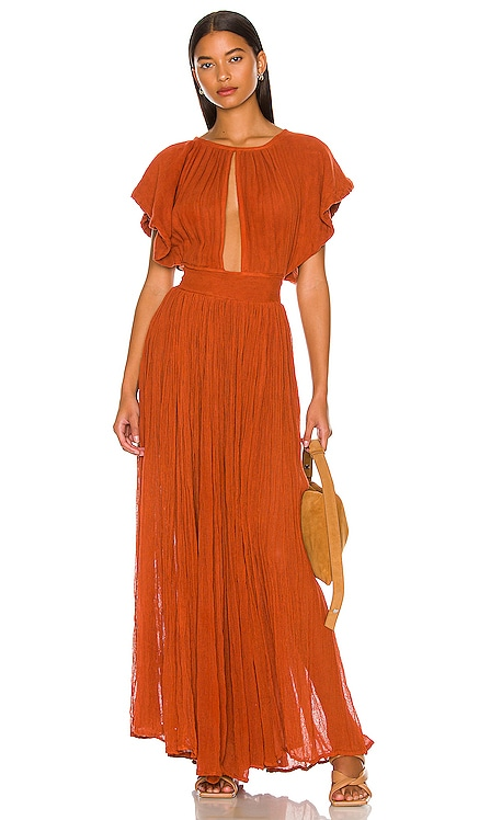Monaco Maxi Dress Jen's Pirate Booty $202
