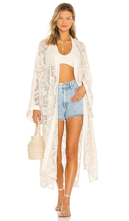 Reflection Flamingo Heights Kimono Jen's Pirate Booty $396