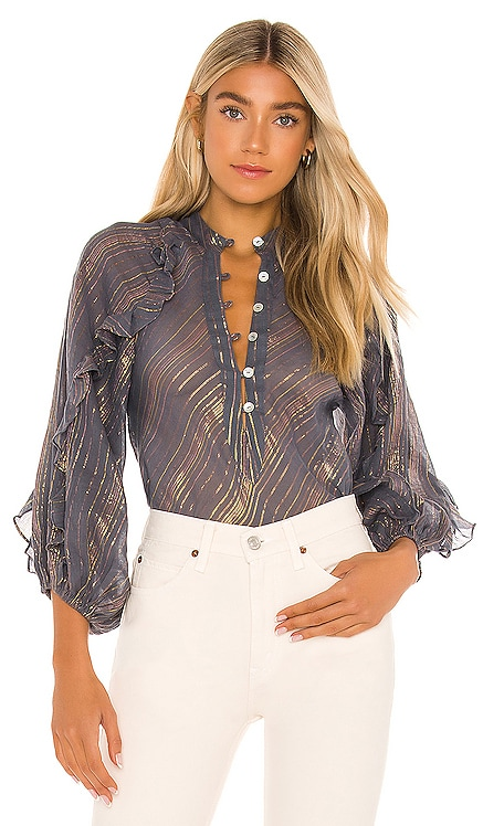 Troubadour Top Jen's Pirate Booty $97