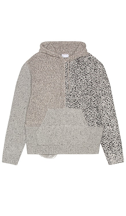 SUDADERA MIXED CASHMERE BEACH JOHN ELLIOTT $398
