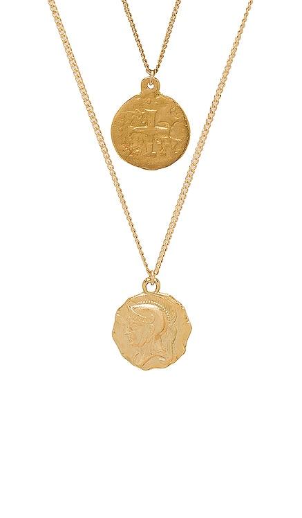 Warrior Coin Set joolz by Martha Calvo $154 BEST SELLER