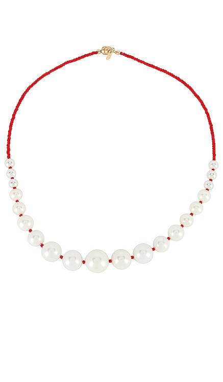 Crescendo Necklace joolz by Martha Calvo $93