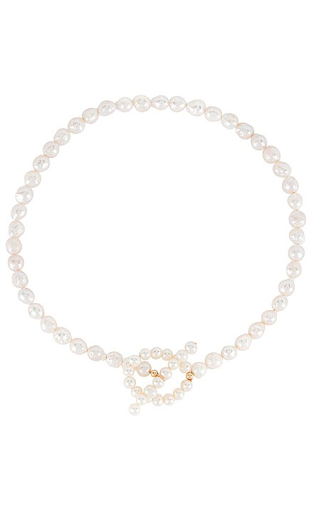 COLLIER IN THE LOOP joolz by Martha Calvo $121