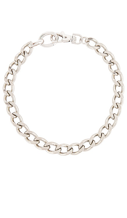 The 007 Curb Choker joolz by Martha Calvo $154