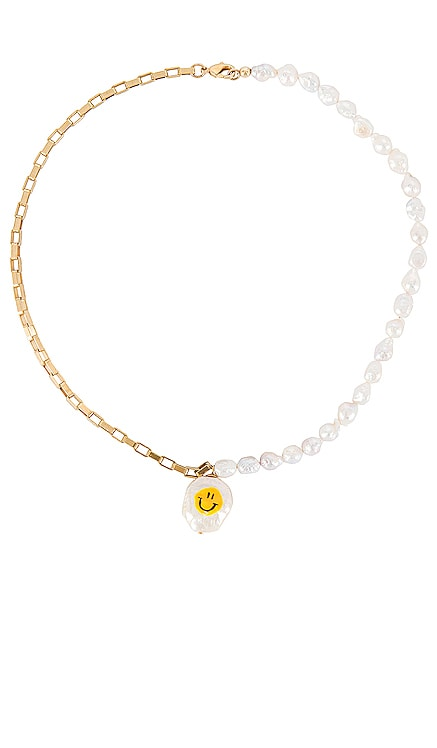 All Smiles Necklace joolz by Martha Calvo $154