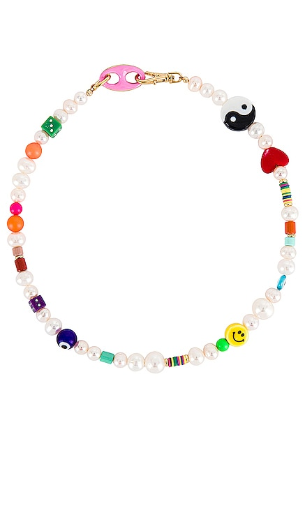 It's All Good Necklace joolz by Martha Calvo $176
