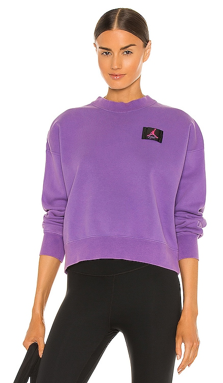 Flight Fleece Crew Sweatshirt Jordan $80