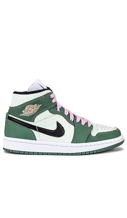 Air Jordan 1 Mid Sneaker Jordan $120 NEW