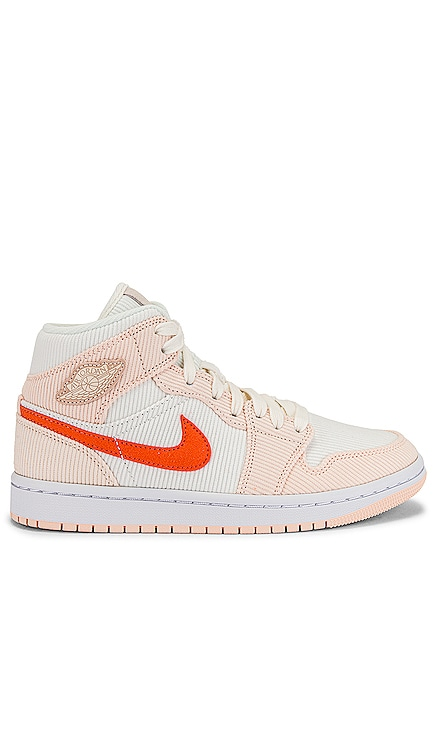 Air Jordan 1 Mid Sneaker Jordan $130