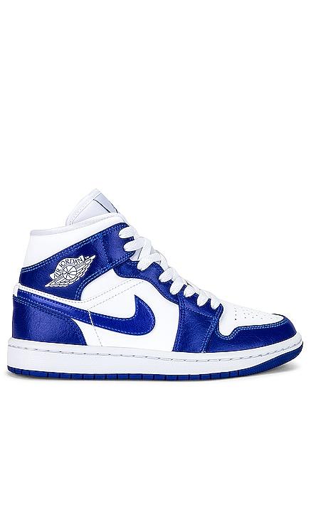 Air Jordan 1 Mid Sneaker Jordan $120