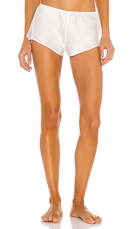 Charlotte Silk Short Journelle $95