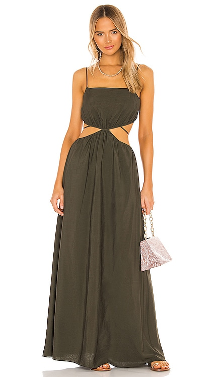 Amora Maxi Dress JONATHAN SIMKHAI $395 Collections