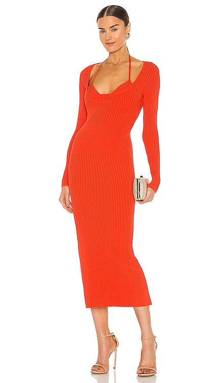 X REVOLVE Liza Midi Dress JONATHAN SIMKHAI $495 Collections